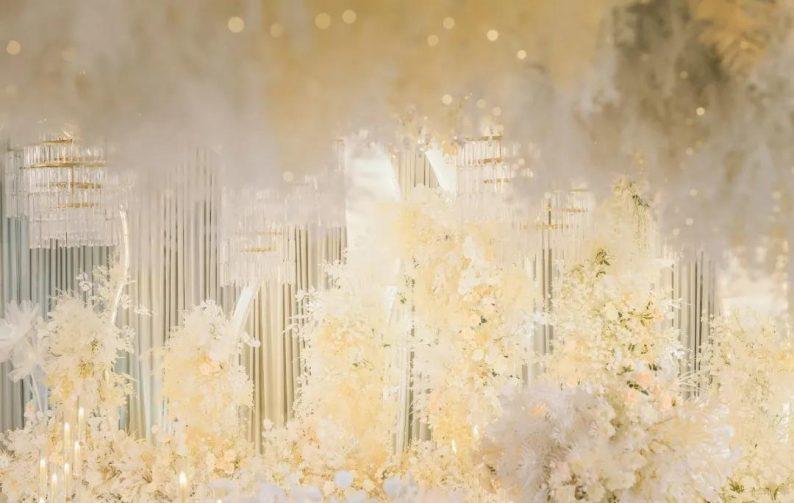 婚礼堂发布:超1000平米!餐饮酒店打造全新主题宴会厅  第5张