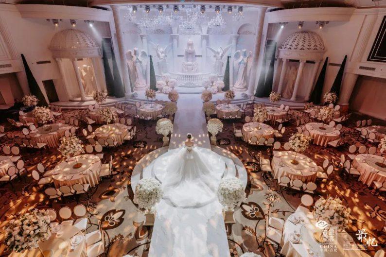 婚礼堂发布:2万方、12个宴会厅!合肥单体最大宴会酒店