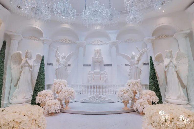 婚礼堂发布:2万方、12个宴会厅!合肥单体最大宴会酒店  第7张
