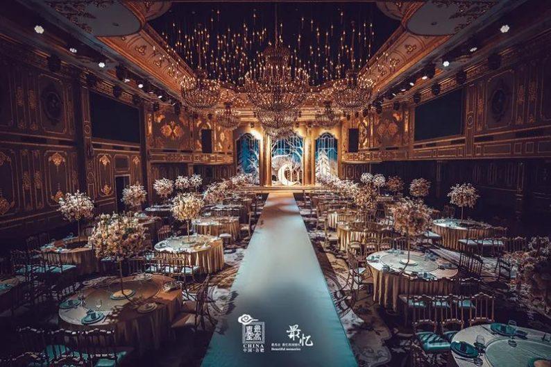 婚礼堂发布:2万方、12个宴会厅!合肥单体最大宴会酒店  第8张