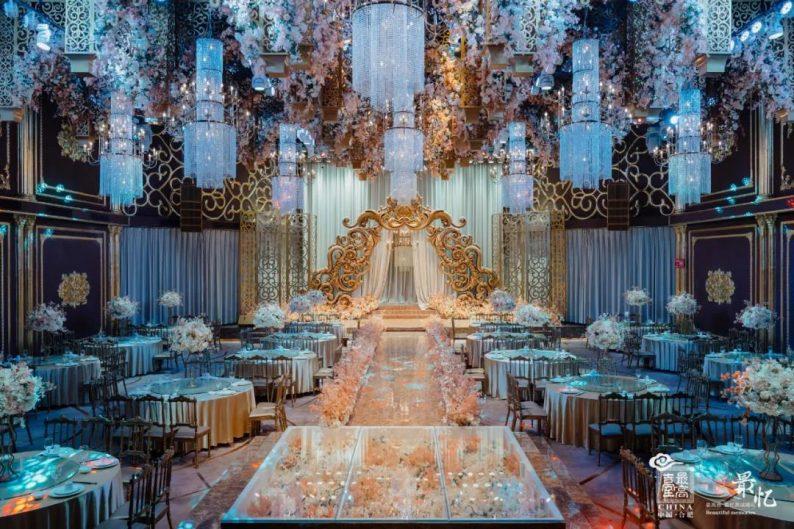 婚礼堂发布:2万方、12个宴会厅!合肥单体最大宴会酒店  第11张