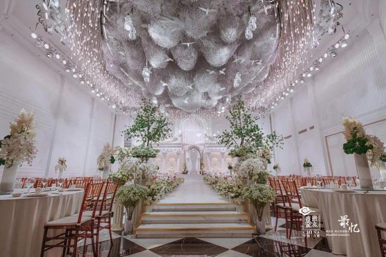 婚礼堂发布:2万方、12个宴会厅!合肥单体最大宴会酒店  第14张
