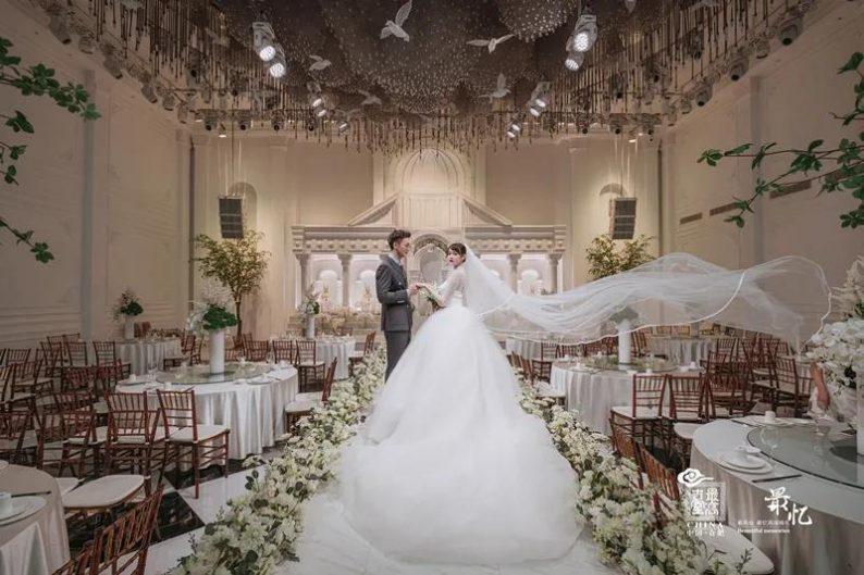 婚礼堂发布:2万方、12个宴会厅!合肥单体最大宴会酒店  第15张