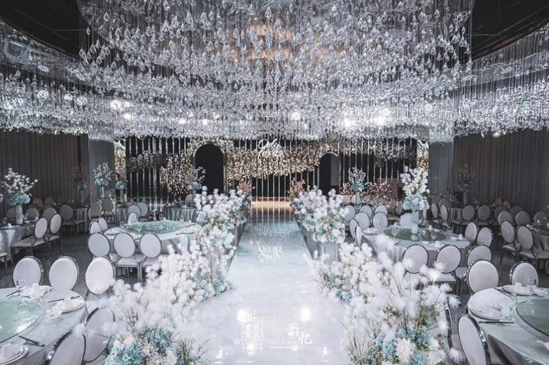 婚礼堂发布:2万方、12个宴会厅!合肥单体最大宴会酒店  第17张