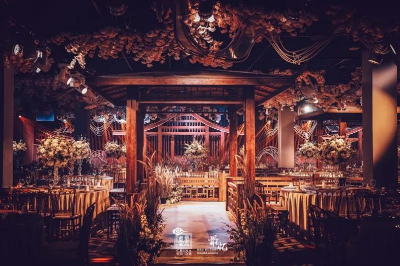 婚礼堂发布:2万方、12个宴会厅!合肥单体最大宴会酒店  第23张