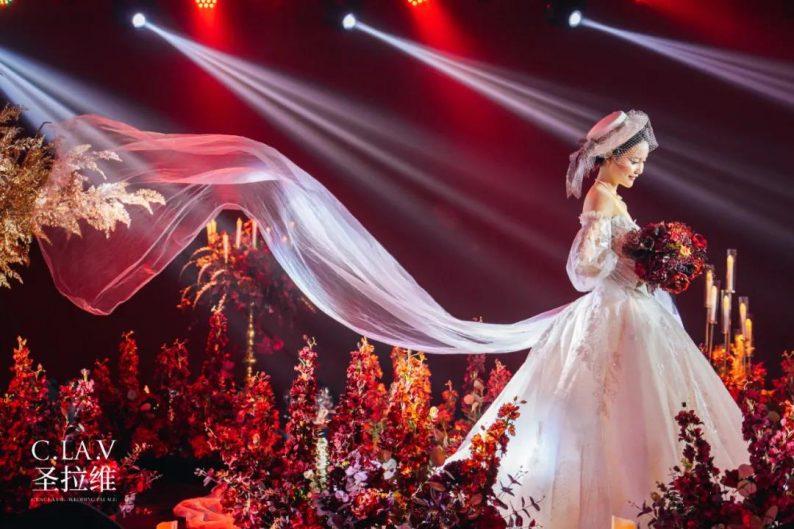 婚礼堂新品:体验10大流行色系主题婚礼!  第6张