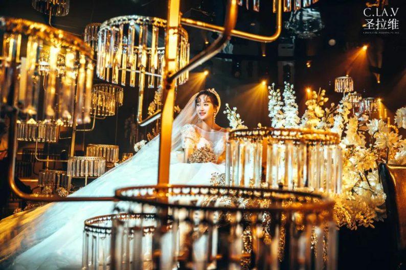 婚礼堂新品:体验10大流行色系主题婚礼!  第19张