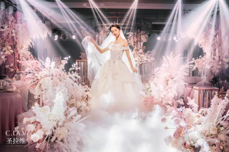 婚礼堂新品:体验10大流行色系主题婚礼!  第32张