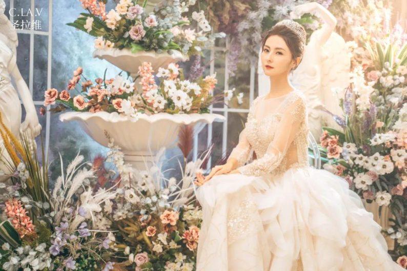 婚礼堂新品:体验10大流行色系主题婚礼!  第42张