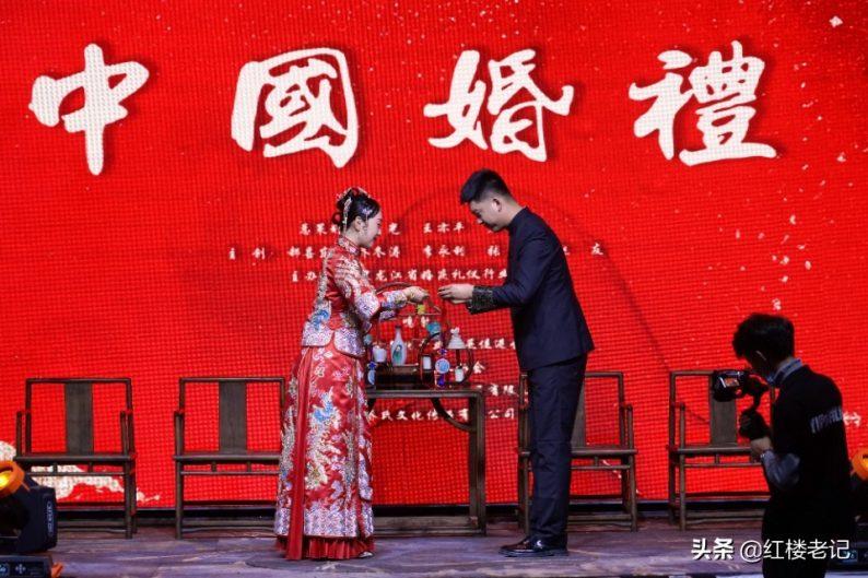 《中国婚礼》全国首场发布秀,冰城精彩上演!  第13张