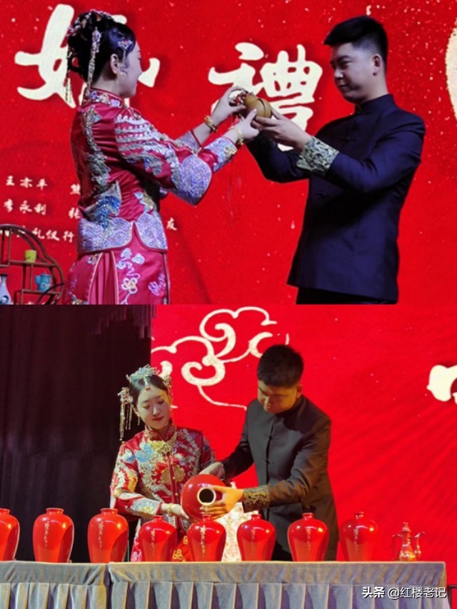 《中国婚礼》全国首场发布秀,冰城精彩上演!  第17张