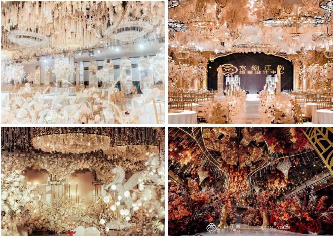 婚礼堂发布:十年之路、重装开业,4大主题新厅发布  第7张