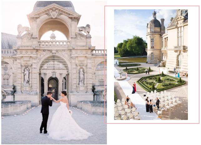 一份关于「浪漫城堡」的婚礼指南~  第23张