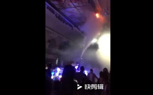 婚礼现场起火隐患,消防怎么说?  第4张