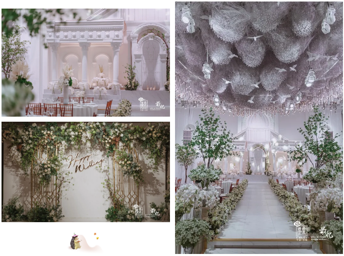 婚礼堂发布:2万方、12个宴会厅!合肥单体最大宴会酒店  第16张