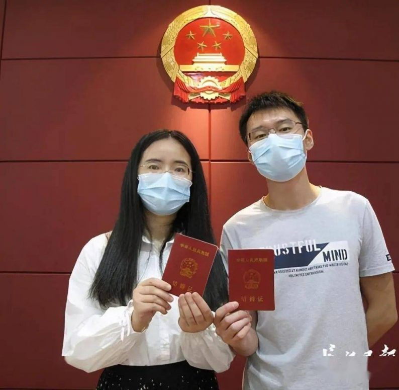 全城通办!武汉首批跨区办理婚姻登记新人341对  第2张
