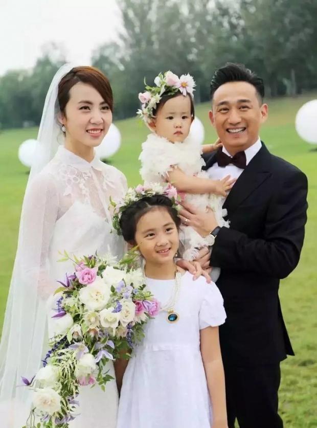 黄磊孙莉将再办婚礼!