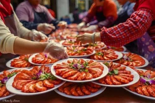 两代人的婚宴:从吃饱到吃好,从流水席到特色婚宴  第2张