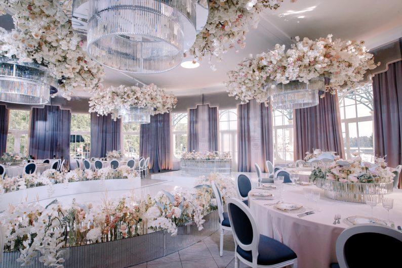年度婚礼新趋势:精品婚宴流行,高级定制渐入大众视野