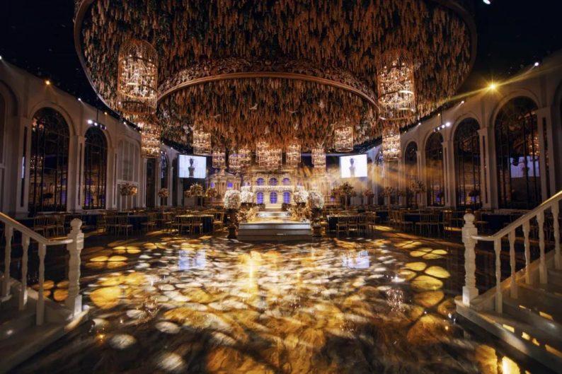 婚礼堂发布:6大主题厅!莱州首家主题宴会酒店  第4张