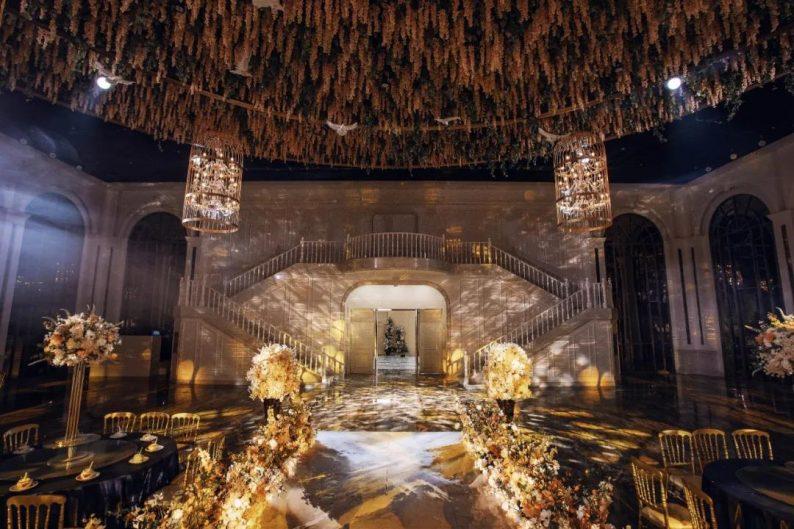 婚礼堂发布:6大主题厅!莱州首家主题宴会酒店  第5张