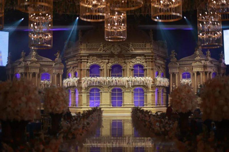 婚礼堂发布:6大主题厅!莱州首家主题宴会酒店  第7张