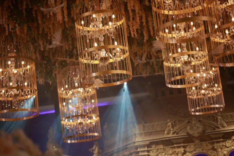 婚礼堂发布:6大主题厅!莱州首家主题宴会酒店  第8张