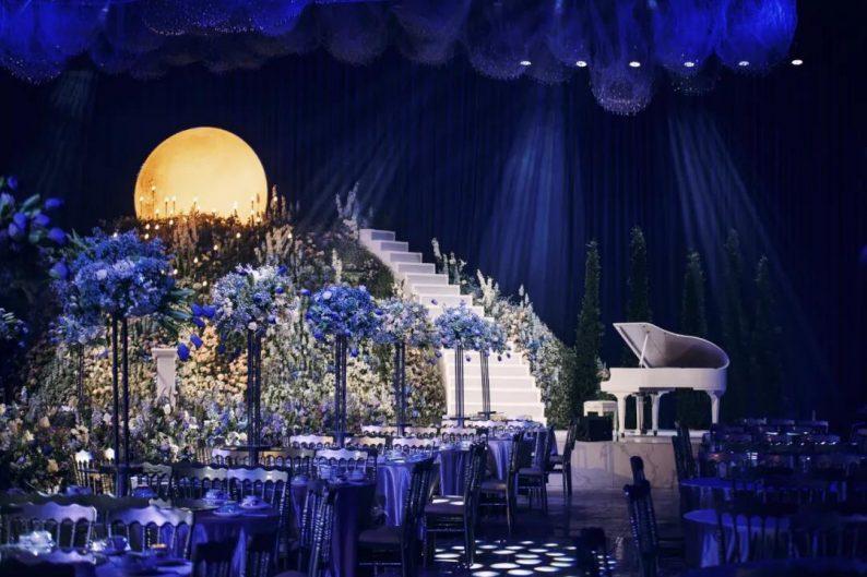 婚礼堂发布:6大主题厅!莱州首家主题宴会酒店  第10张