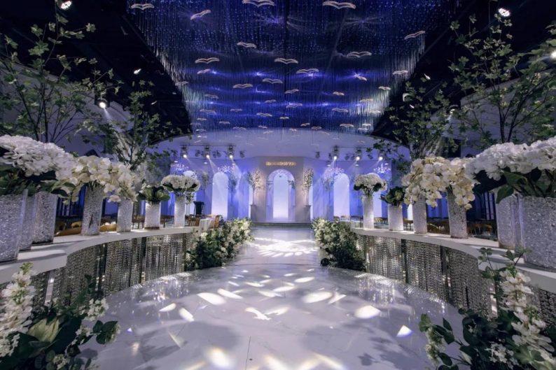 婚礼堂发布:6大主题厅!莱州首家主题宴会酒店  第12张