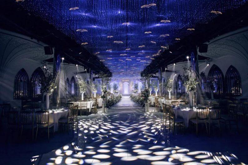 婚礼堂发布:6大主题厅!莱州首家主题宴会酒店  第13张