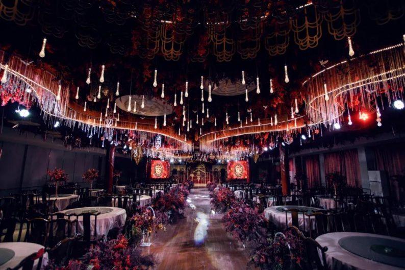 婚礼堂发布:6大主题厅!莱州首家主题宴会酒店  第1张