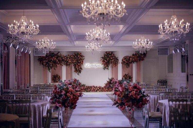 婚礼堂发布:6大主题厅!莱州首家主题宴会酒店  第19张