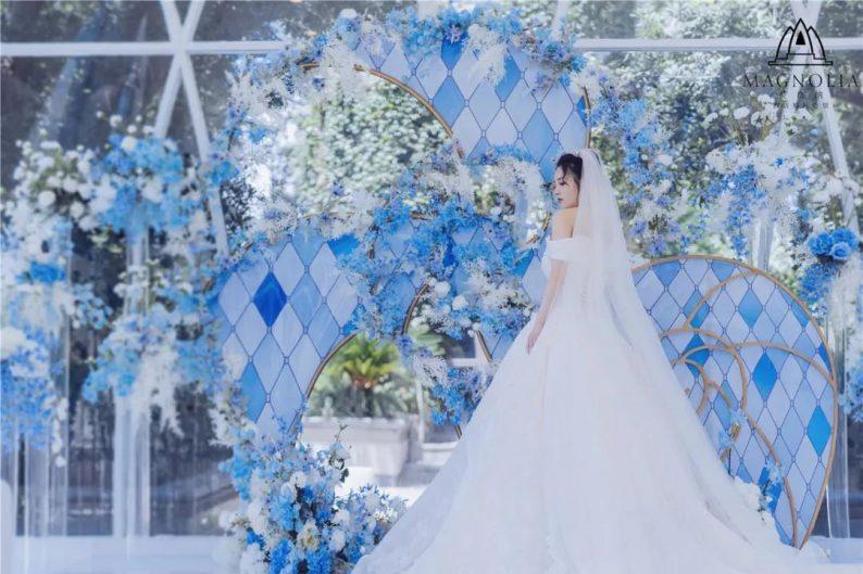 婚礼堂发布:魔都上海最美婚礼仪式堂合集  第5张