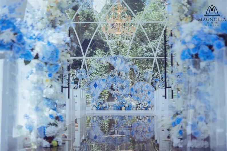 婚礼堂发布:魔都上海最美婚礼仪式堂合集  第7张