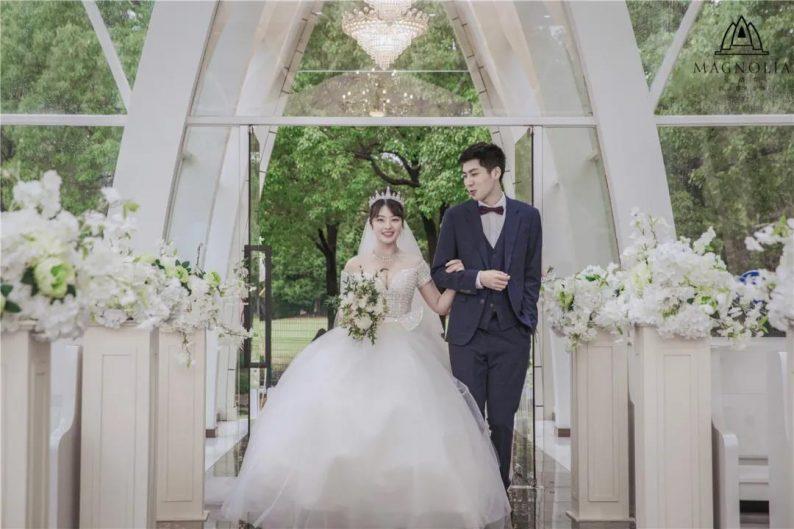 婚礼堂发布:魔都上海最美婚礼仪式堂合集  第10张