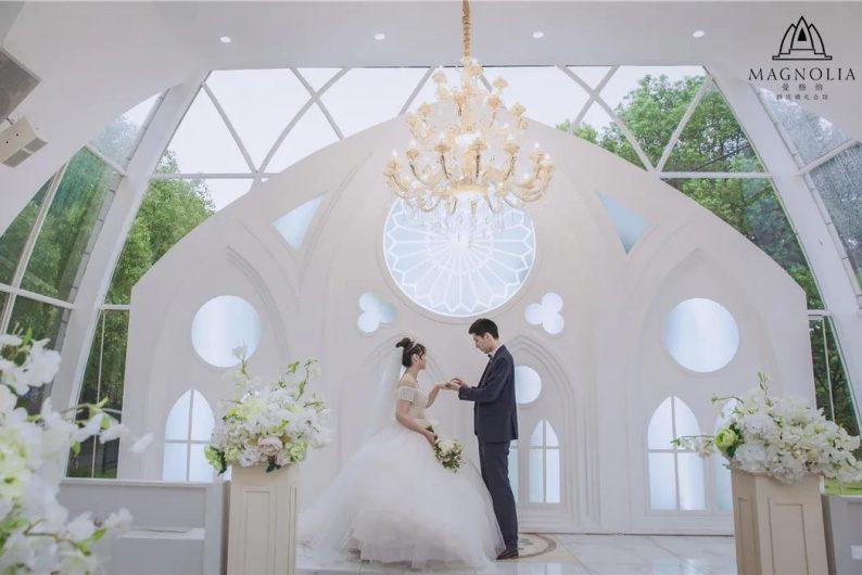 婚礼堂发布:魔都上海最美婚礼仪式堂合集  第11张