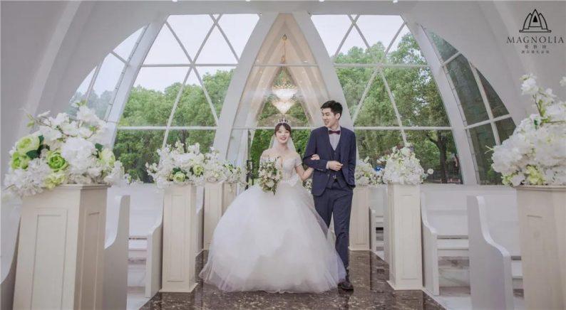 婚礼堂发布:魔都上海最美婚礼仪式堂合集  第14张