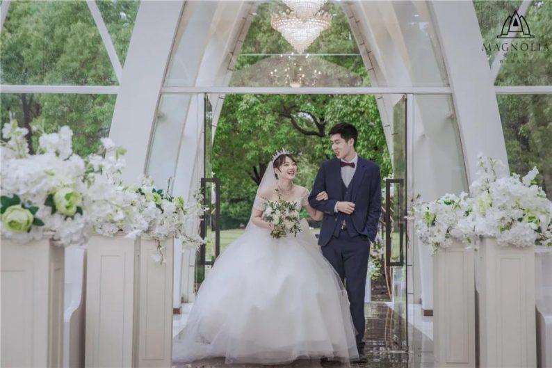 婚礼堂发布:魔都上海最美婚礼仪式堂合集  第15张