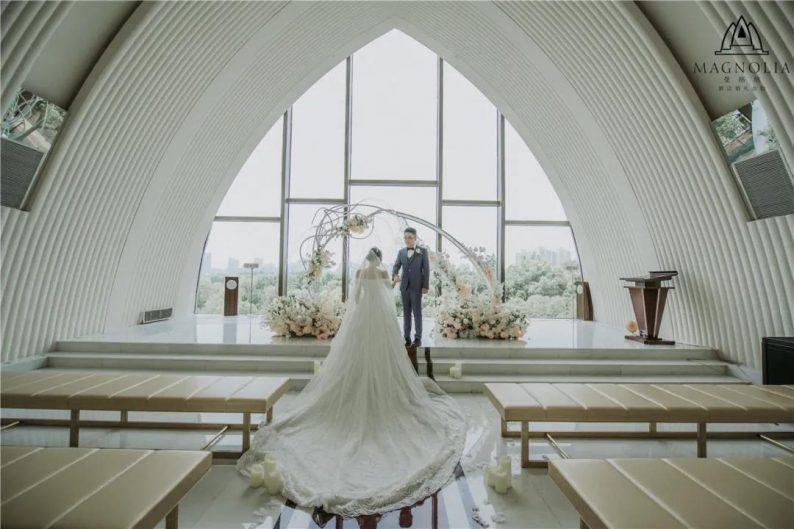 婚礼堂发布:魔都上海最美婚礼仪式堂合集  第18张