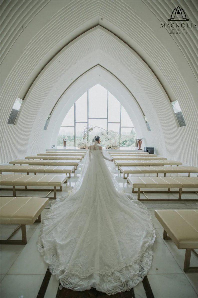 婚礼堂发布:魔都上海最美婚礼仪式堂合集  第21张