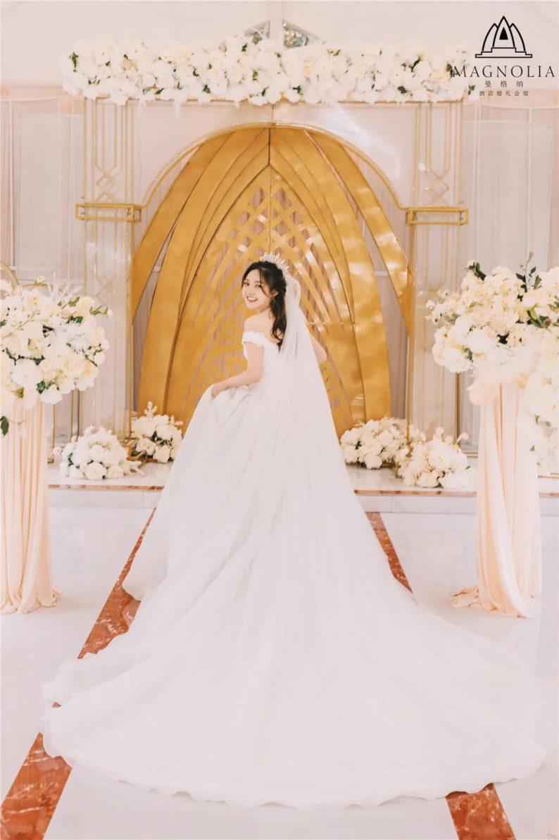 婚礼堂发布:魔都上海最美婚礼仪式堂合集  第27张