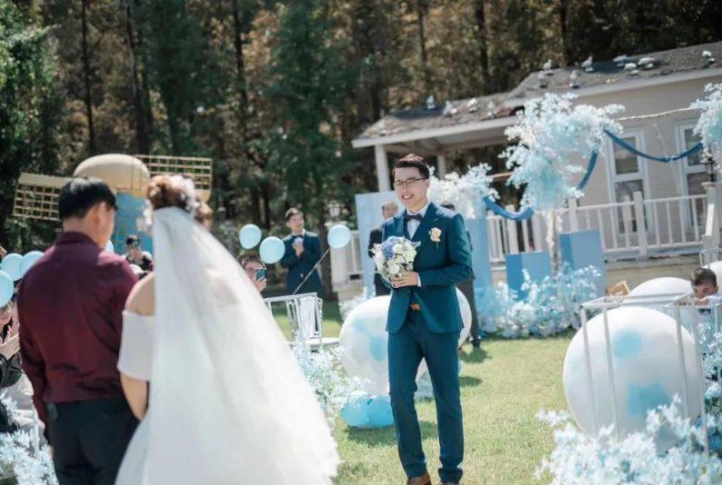 婚礼堂发布:百亩草坪、3大宴会厅!常州花鸟园生态酒店  第3张