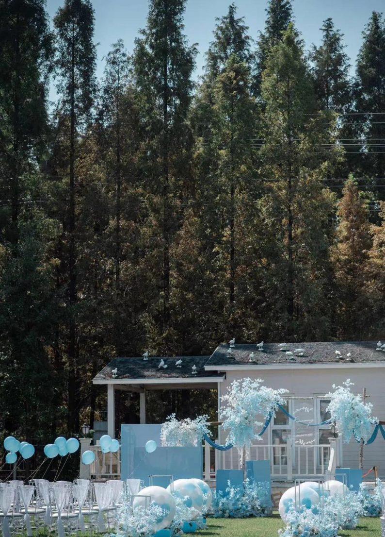 婚礼堂发布:百亩草坪、3大宴会厅!常州花鸟园生态酒店  第5张