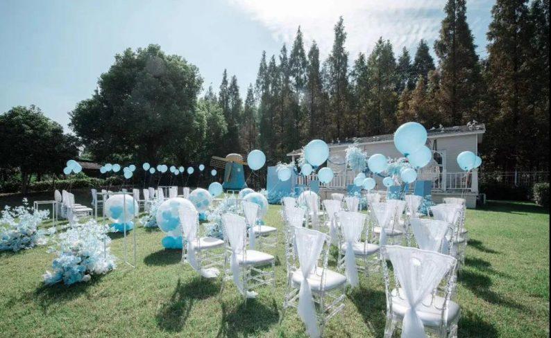 婚礼堂发布:百亩草坪、3大宴会厅!常州花鸟园生态酒店  第7张