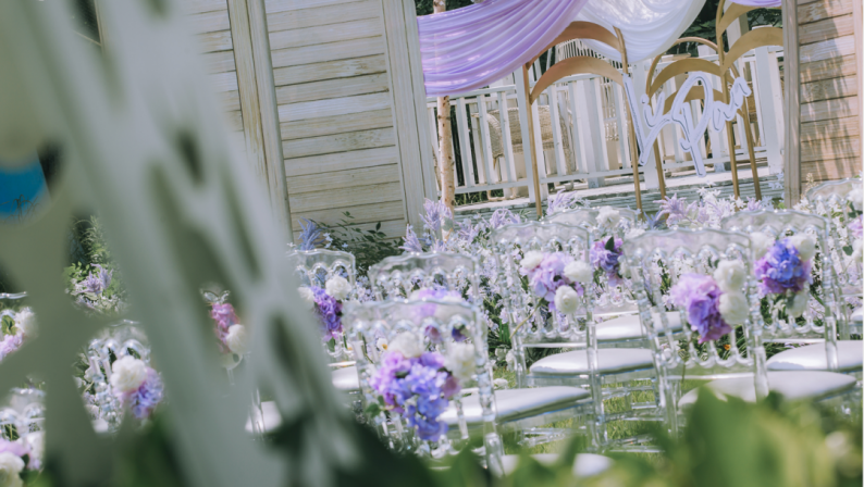 婚礼堂发布:百亩草坪、3大宴会厅!常州花鸟园生态酒店  第11张
