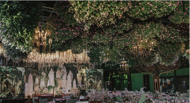 婚礼堂发布:百亩草坪、3大宴会厅!常州花鸟园生态酒店  第16张