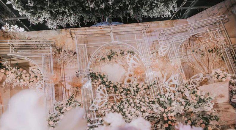 婚礼堂发布:百亩草坪、3大宴会厅!常州花鸟园生态酒店  第21张