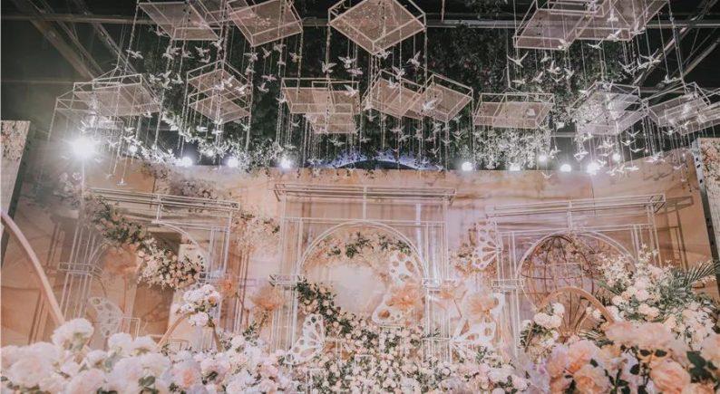 婚礼堂发布:百亩草坪、3大宴会厅!常州花鸟园生态酒店  第22张