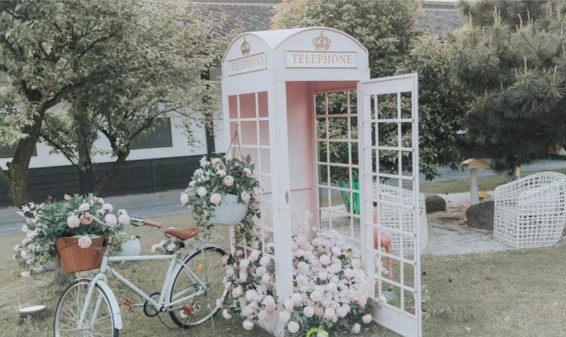 婚礼堂发布:百亩草坪、3大宴会厅!常州花鸟园生态酒店  第25张