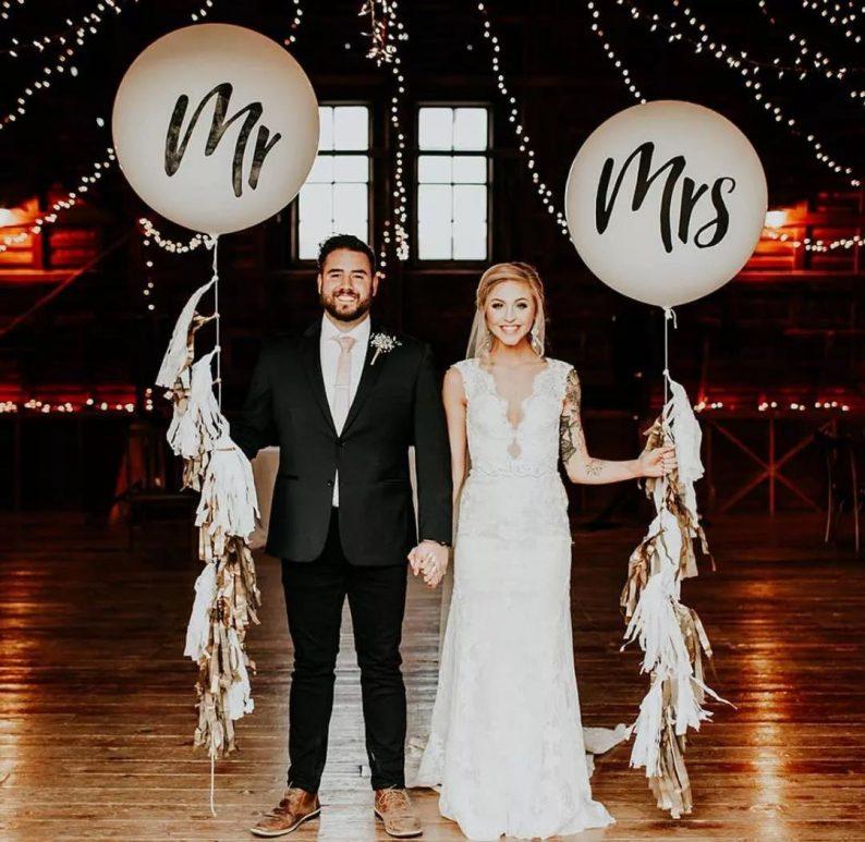 刷爆朋友圈!实用、有趣的婚礼拍照道具  第2张